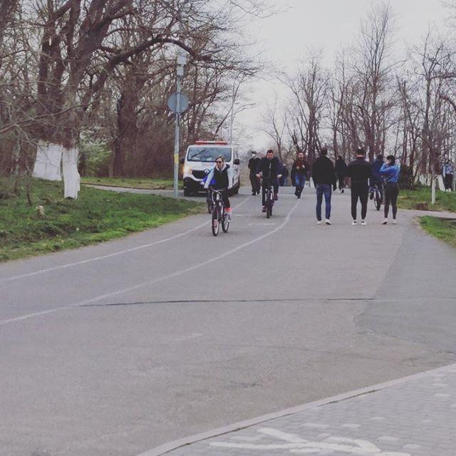 Карантин в Одессе