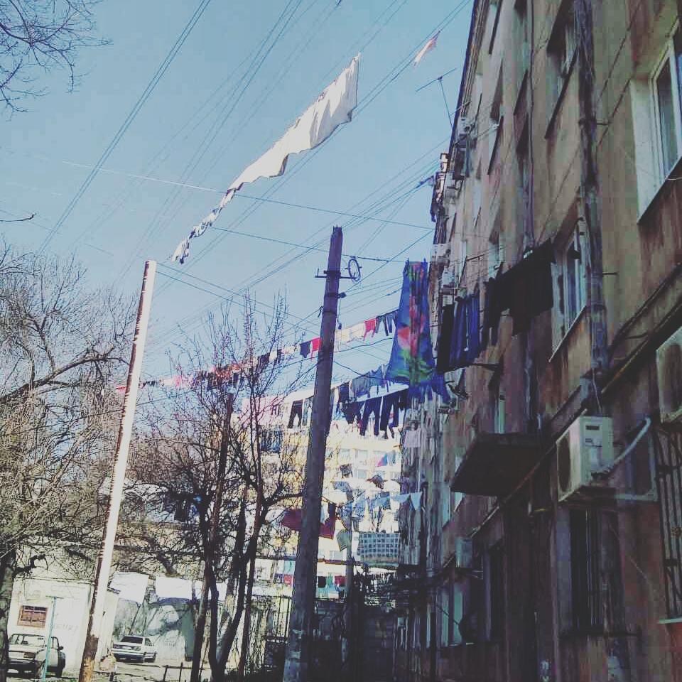 Новые Одесские Дворики