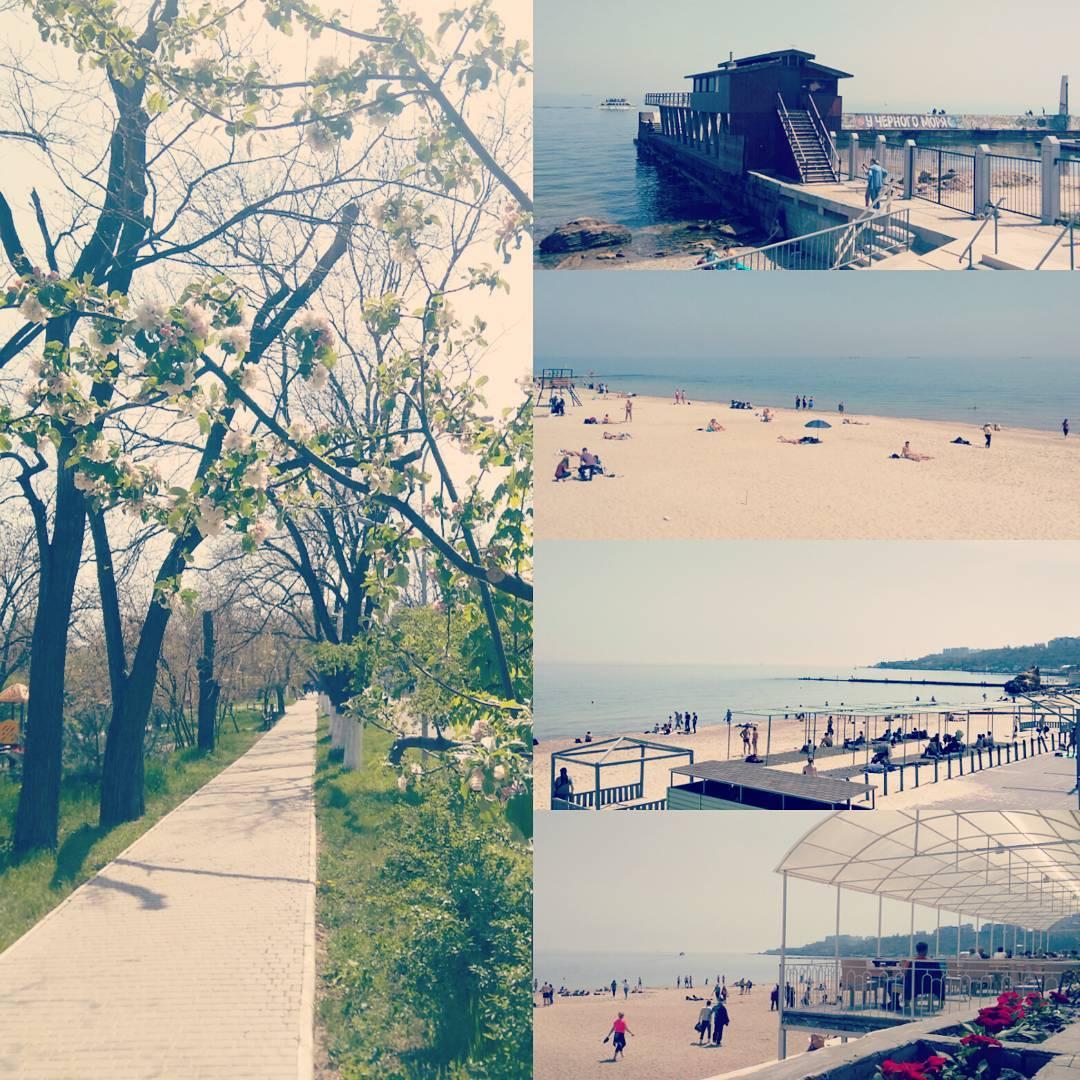 Кто соскучился за Весной на пляже ?